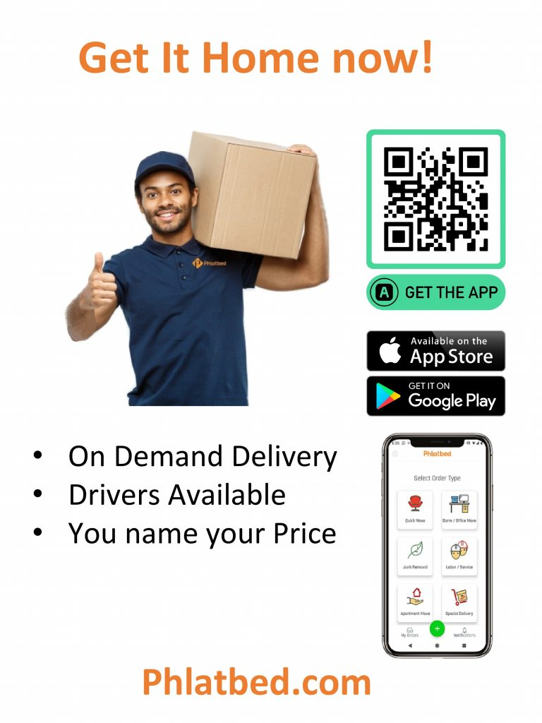 Deliver Craigslist New York purchases with the Phlatbed app